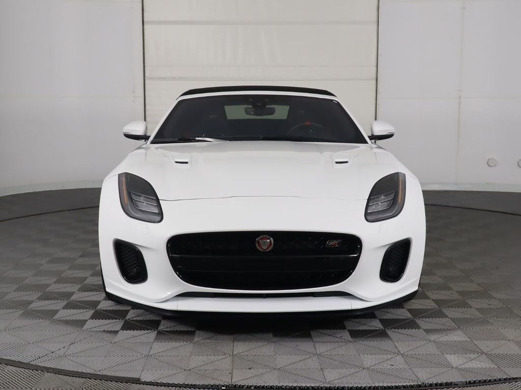 2020 New Jaguar F-TYPE Convertible Automatic Checkered ...
