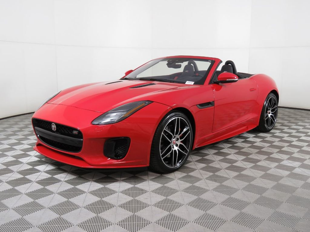 2020 Jaguar F-TYPE Convertible Automatic P300 - 18858283 - 0
