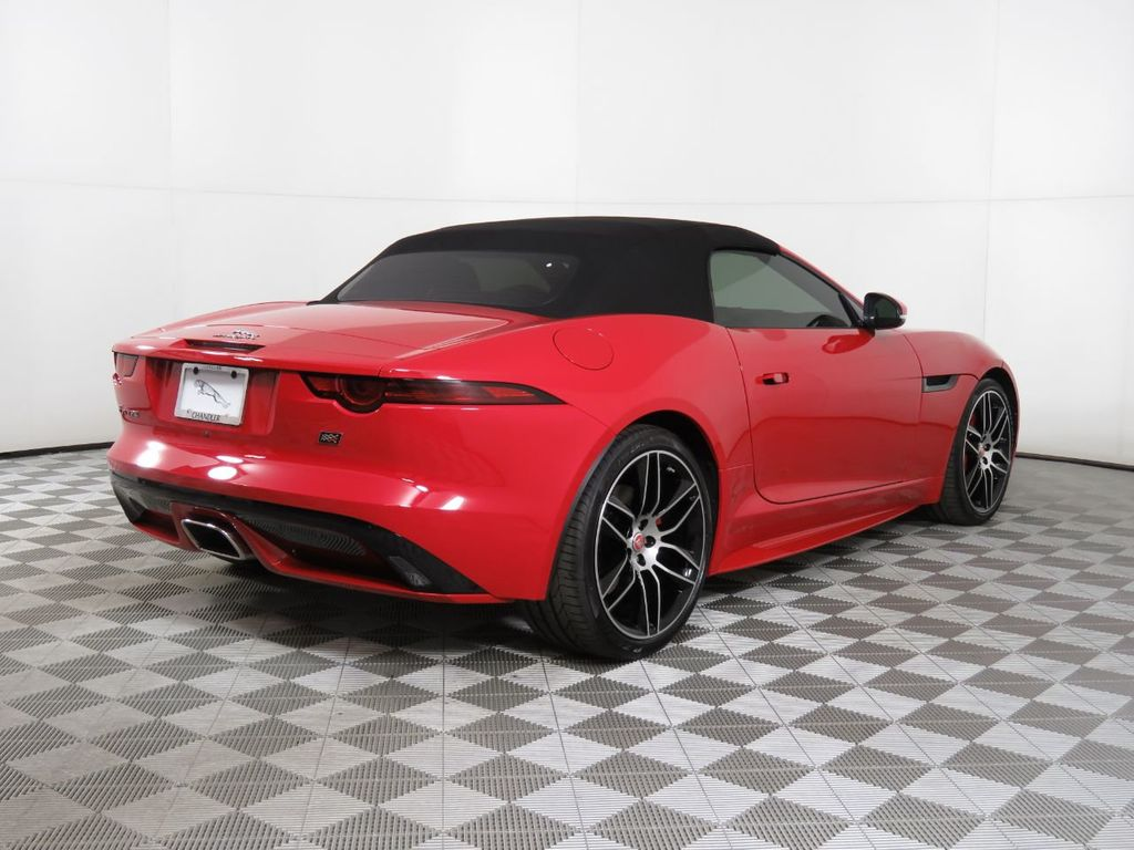 2020 Jaguar F-TYPE Convertible Automatic P300 - 18858283 - 12