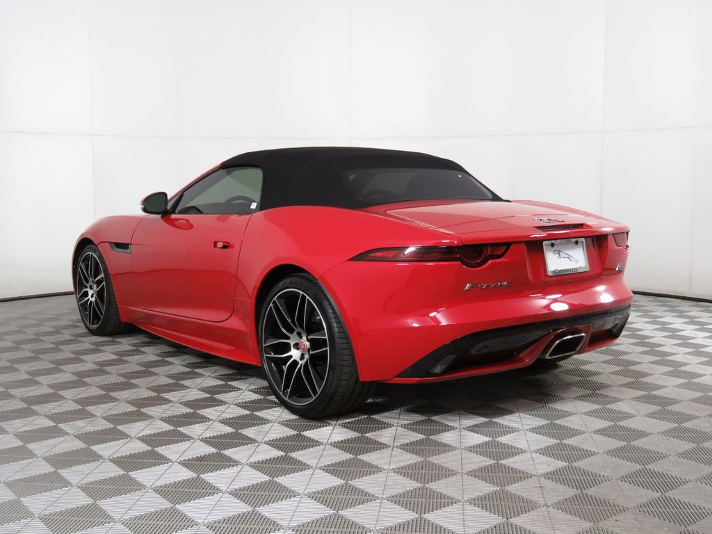 2020 Jaguar F-TYPE Convertible Automatic P300 - 18858283 - 14