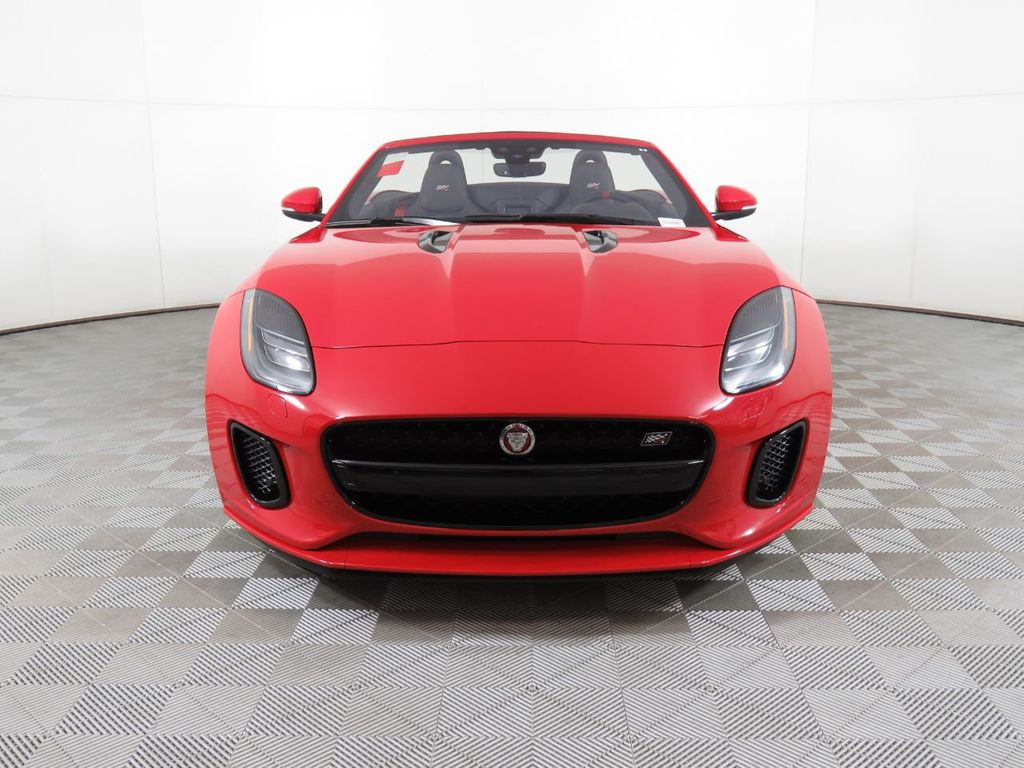 2020 Jaguar F-TYPE Convertible Automatic P300 - 18858283 - 1