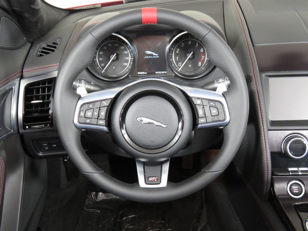 2020 Jaguar F-TYPE Convertible Automatic P300 - 18858283 - 19