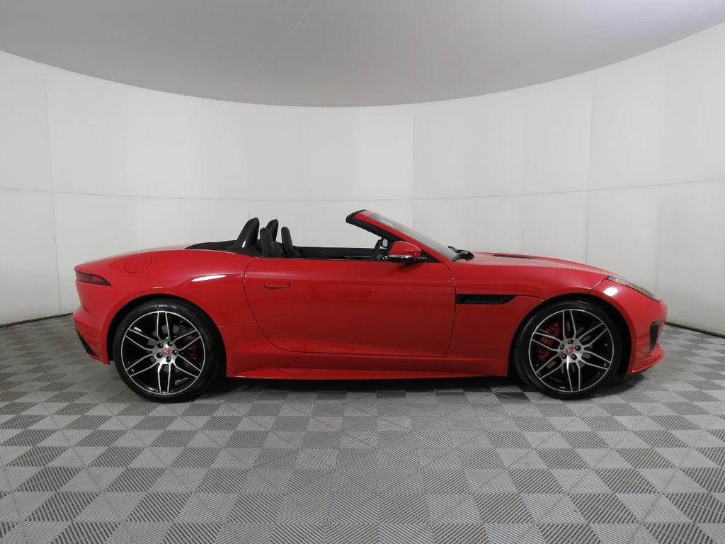 2020 Jaguar F-TYPE Convertible Automatic P300 - 18858283 - 3