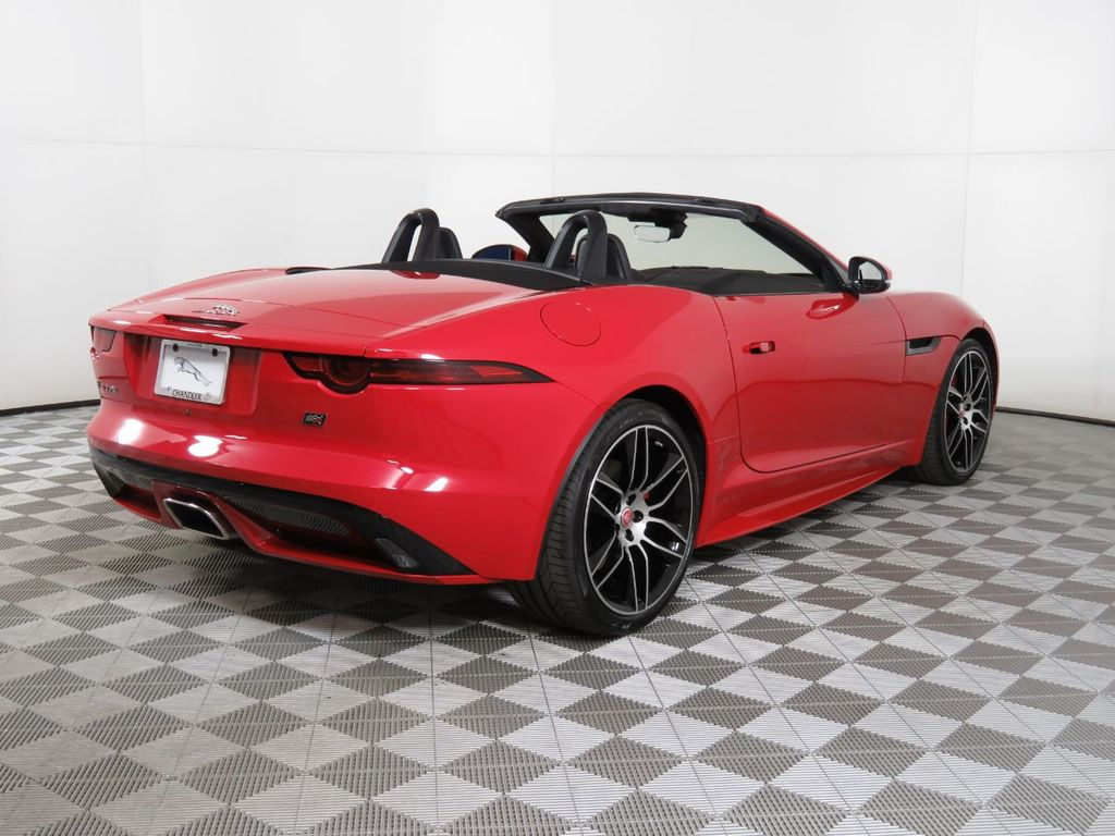 2020 Jaguar F-TYPE Convertible Automatic P300 - 18858283 - 5