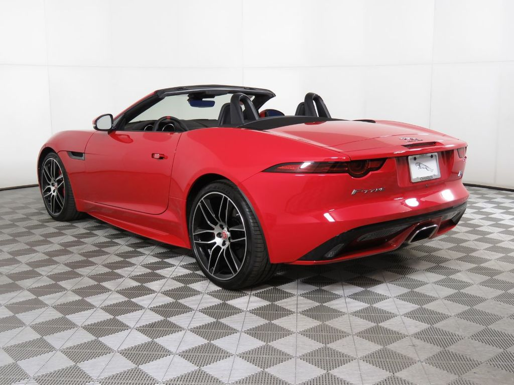 2020 Jaguar F-TYPE Convertible Automatic P300 - 18858283 - 6