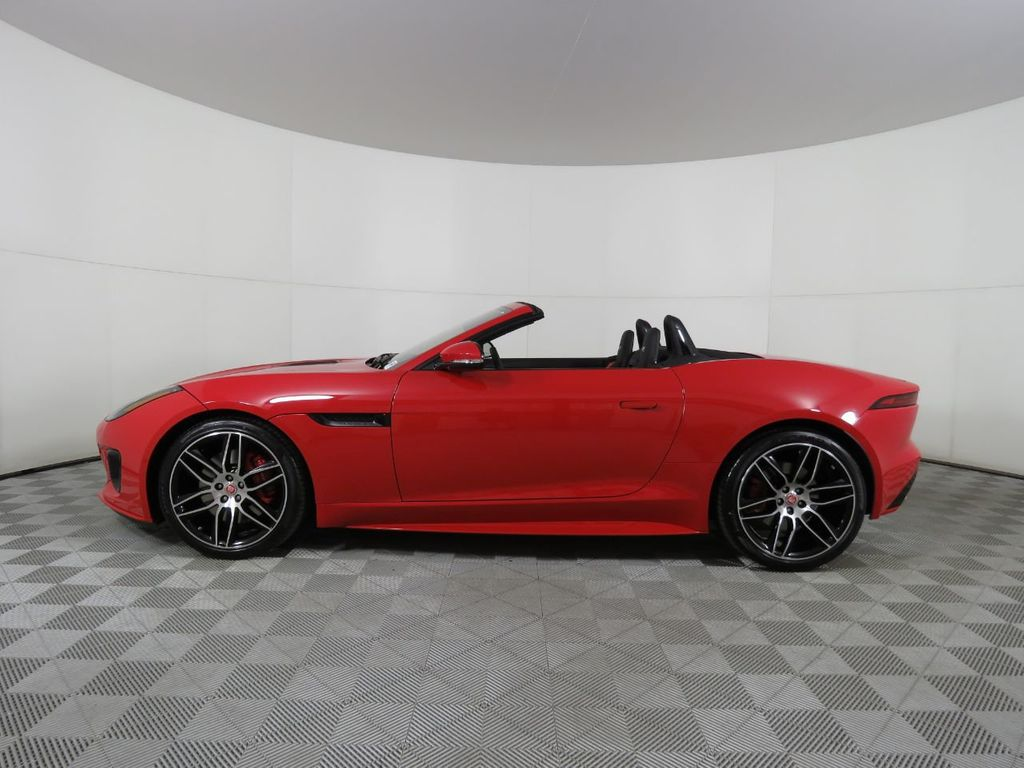 2020 Jaguar F-TYPE Convertible Automatic P300 - 18858283 - 7