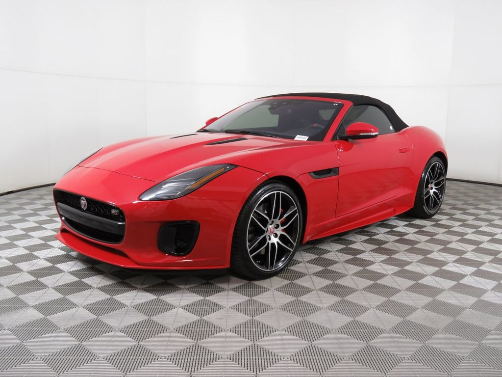 2020 Jaguar F-TYPE Convertible Automatic P300 - 18858283 - 8