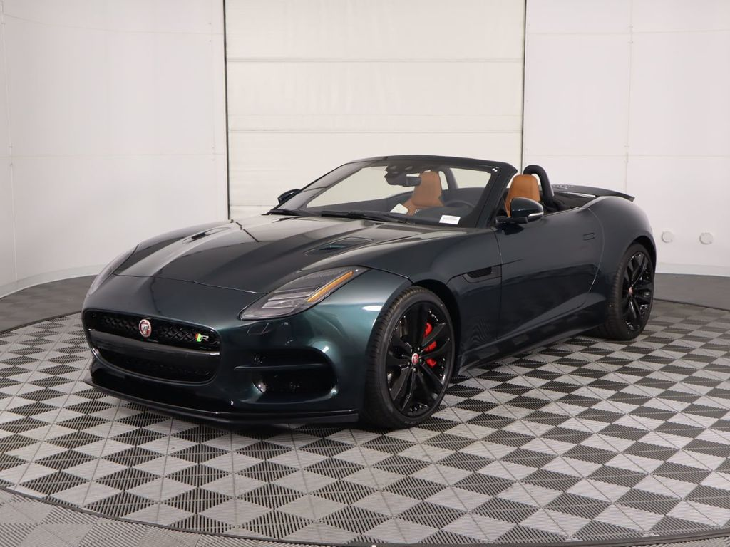 2020 New Jaguar F-TYPE Convertible Automatic R AWD at ...