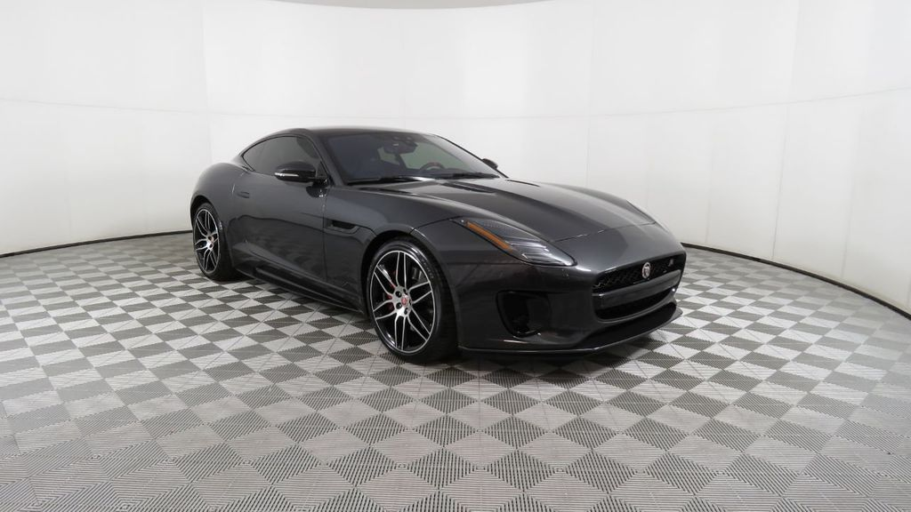 2020 Jaguar F-TYPE Coupe Automatic P300 - 18727894 - 2