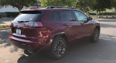 2020 Jeep Cherokee High Altitude 4x4 - Click to see full-size photo viewer