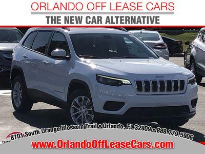 New 2020 Jeep Cherokee Latitude FWD