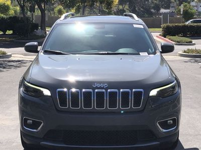 2020 Jeep Cherokee Limited FWD - Click to see full-size photo viewer