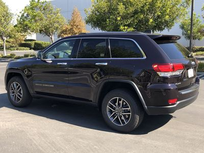 2020 Jeep Grand Cherokee Limited 4x4 - Click to see full-size photo viewer