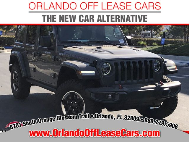 Jeep Wrangler Lease >> 2020 New Jeep Wrangler Unlimited Rubicon 4x4 At Orlando Off Lease Cars Fl Iid 19518861