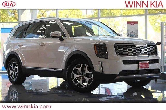 2020 Kia Telluride Ex Awd Suv For Sale Newark Ca 40 855 Motorcar Com