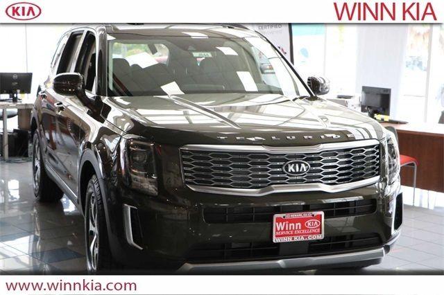 2020 Kia Telluride Ex Awd Suv For Sale Newark Ca 41 140 Motorcar Com