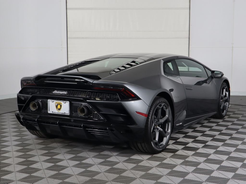 2020 New Lamborghini Huracan Evo Coupe At Lamborghini North Scottsdale Serving Phoenix Tucson Las Vegas Az Iid 19200414