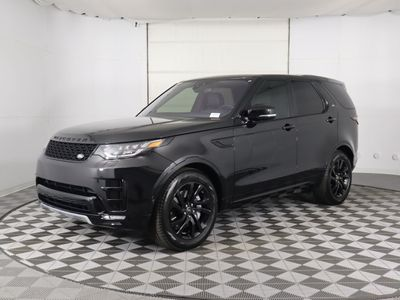 2020 Land Rover Discovery Landmark Edition V6 Supercharged SUV