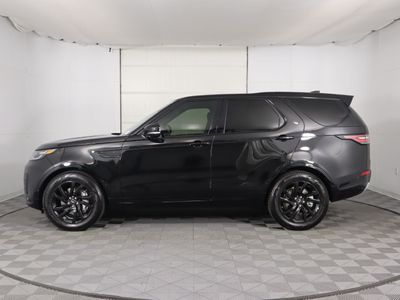 2020 Land Rover Discovery Landmark Edition V6 Supercharged SUV - Click to see full-size photo viewer
