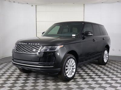 2020 Land Rover Range Rover HSE SWB SUV