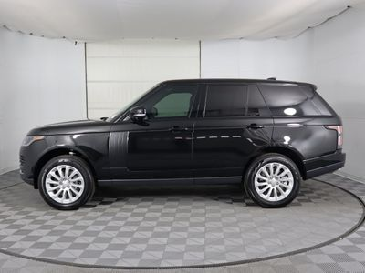 2020 Land Rover Range Rover HSE SWB SUV - Click to see full-size photo viewer