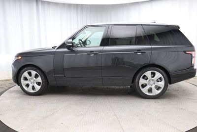 2020 Land Rover Range Rover P525 HSE SWB SUV - Click to see full-size photo viewer