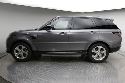 2020 Land Rover Range Rover Sport Td6 Diesel HSE SUV - Click to see full-size photo viewer
