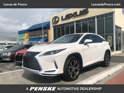 2020 New Lexus Rx 350 Rx Hybrid Lux Pack For Sale In Ponce Pr
