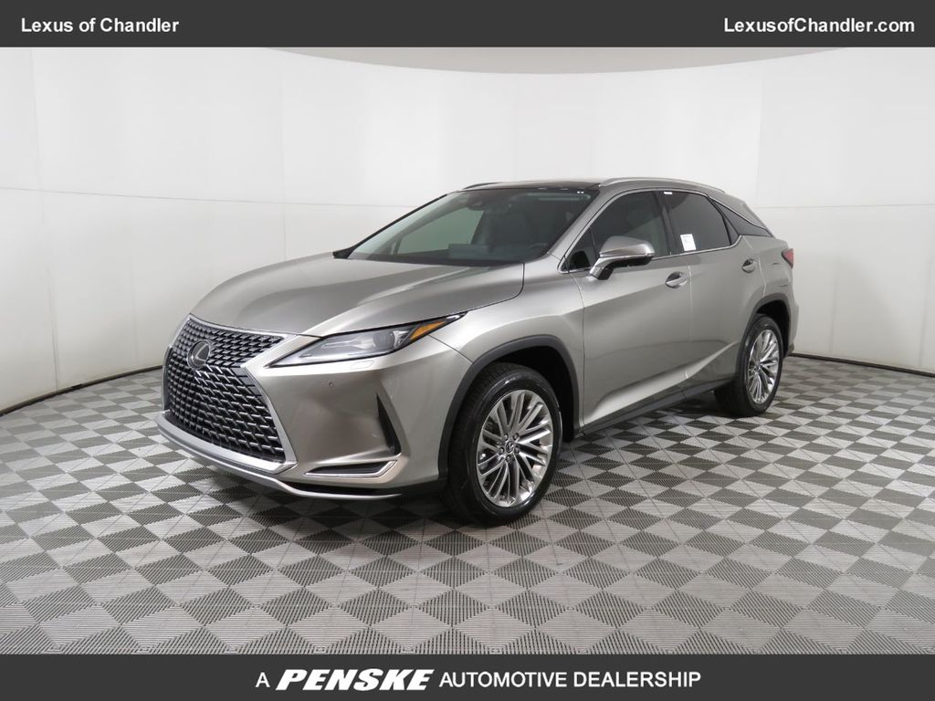 New Lexus Rx >> 2020 New Lexus Rx Awd At Penske Automall Az Iid 19464374