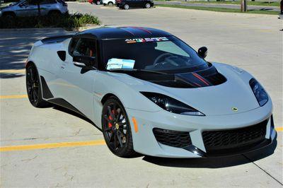 2020 Lotus Evora GT 2020 Lotus Evora GT - Click to see full-size photo viewer