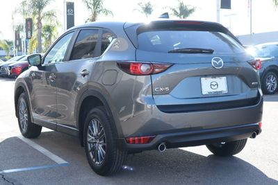 2020 Mazda CX-5 Touring FWD SUV - Click to see full-size photo viewer