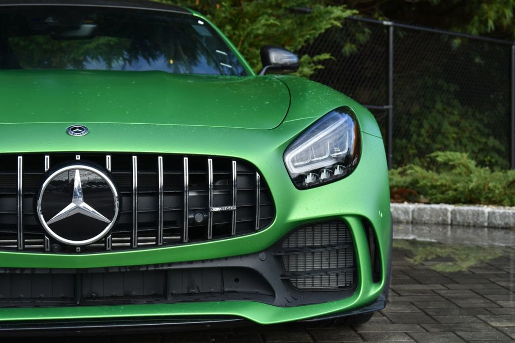 2020 New Mercedes-Benz AMG GT R Coupe at Penske Luxury Serving A Penske  Automotive Group, , IID 19300941