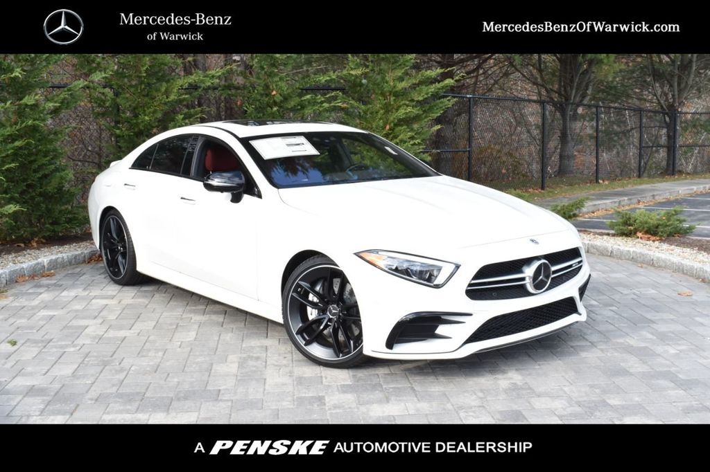 2020 New Mercedes-Benz AMG CLS 53 4MATIC+ Coupe at Inskip ...