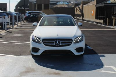 2020 Mercedes-Benz E-Class E 450 4MATIC Sedan - Click to see full-size photo viewer