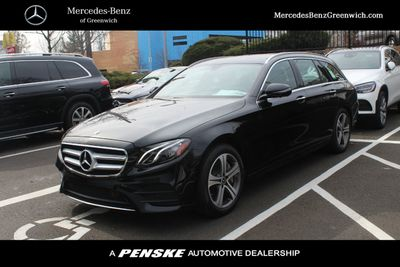 2020 Mercedes-Benz E-Class E 450 4MATIC Wagon Sedan - Click to see full-size photo viewer