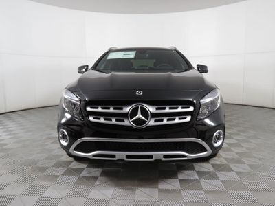 2020 Mercedes-Benz GLA GLA 250 4MATIC SUV - Click to see full-size photo viewer