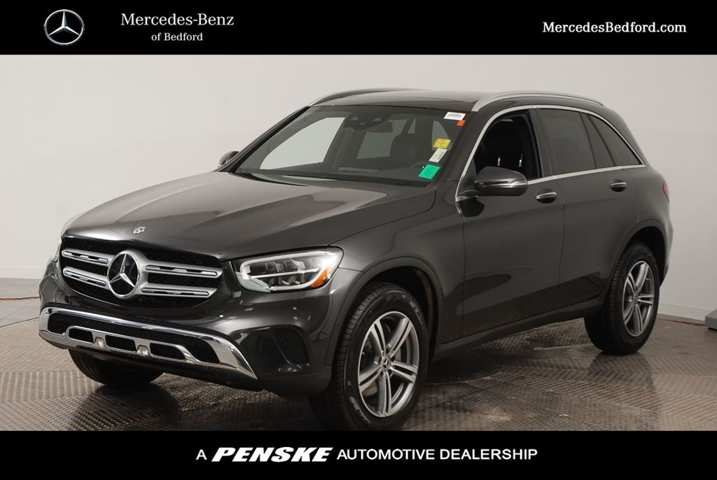 New Mercedes Suv >> 2020 New Mercedes Benz Glc Glc 300 4matic Suv At Penske Cleveland Serving All Of Northeast Oh Iid 19649431