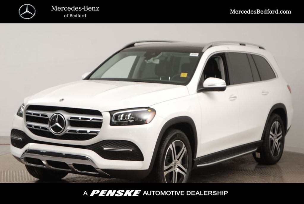 New 2020 Mercedes-Benz GLS GLS 450 SUV in White Plains ...  |2020 Mercedes Gls 450 White