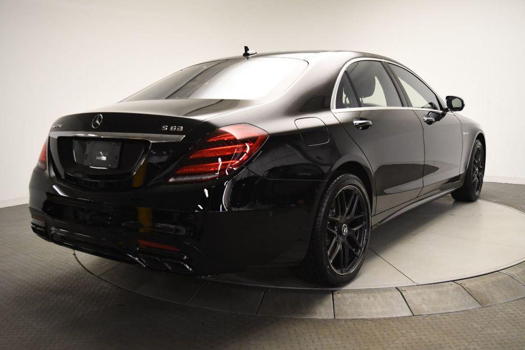 2020 New Mercedes-Benz S-Class AMG S 63 4MATIC+ Sedan at ...