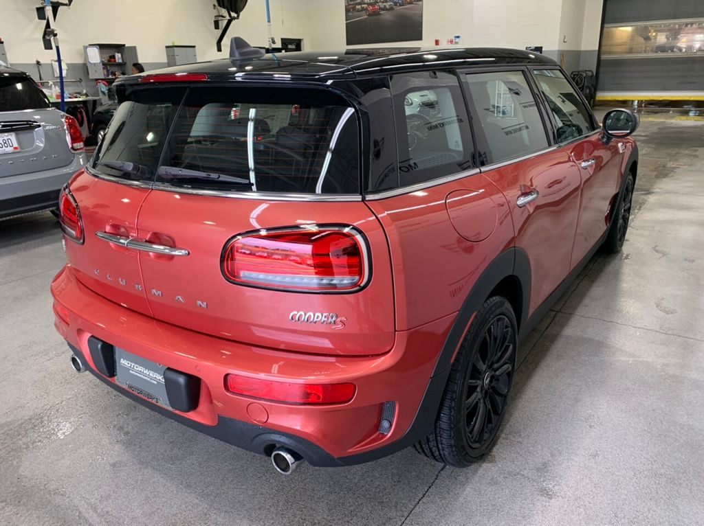 2020 New MINI Cooper S Clubman ALL4 at Motorwerks MINI ...