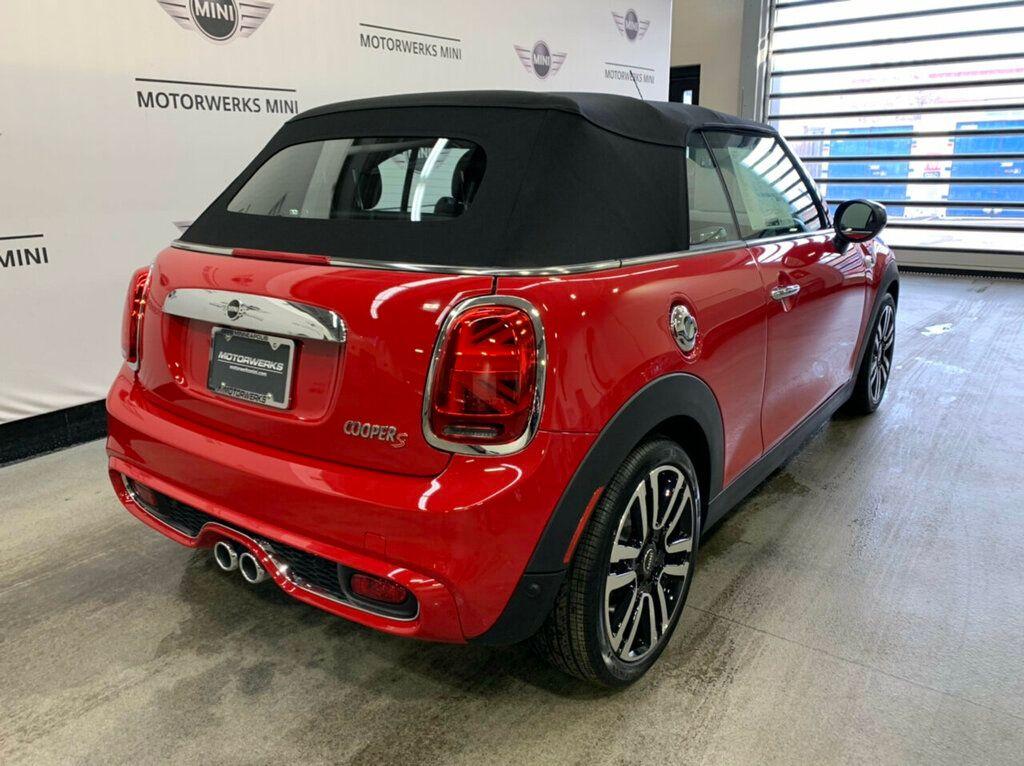 2020 New MINI Cooper S Convertible at Motorwerks MINI ...