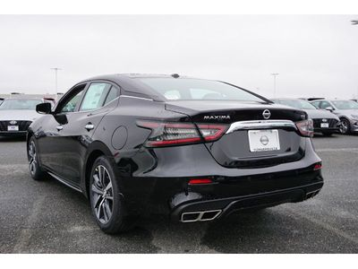 2020 Nissan Maxima SV 3.5L Sedan - Click to see full-size photo viewer