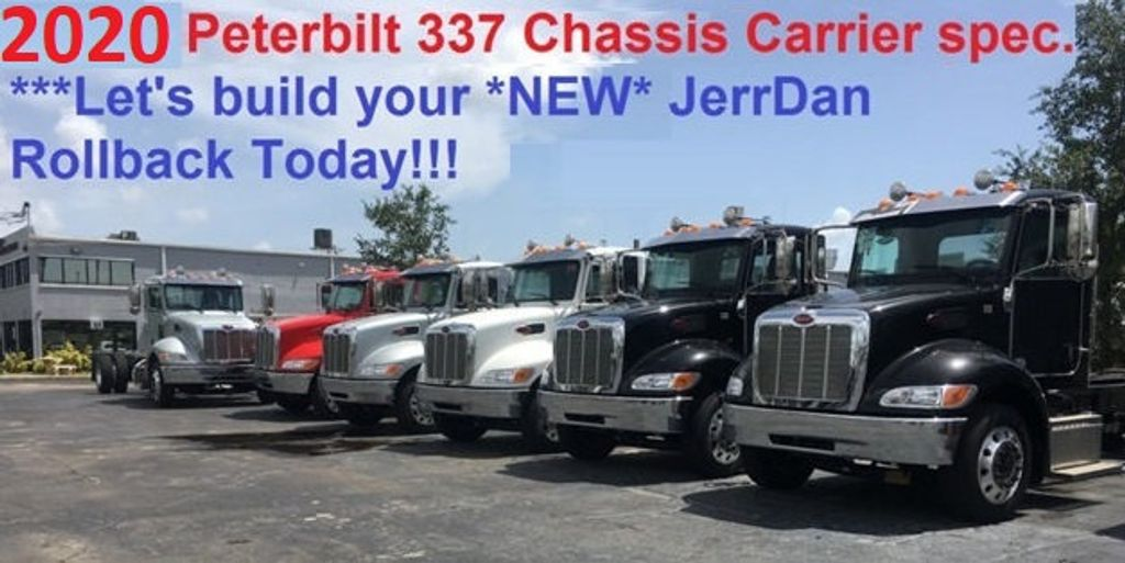 2020 Peterbilt 337 AIR RIDE**AIR BRAKES**22.5IN ALUM WHL**260HP CUMMINS** - 15350736 - 0