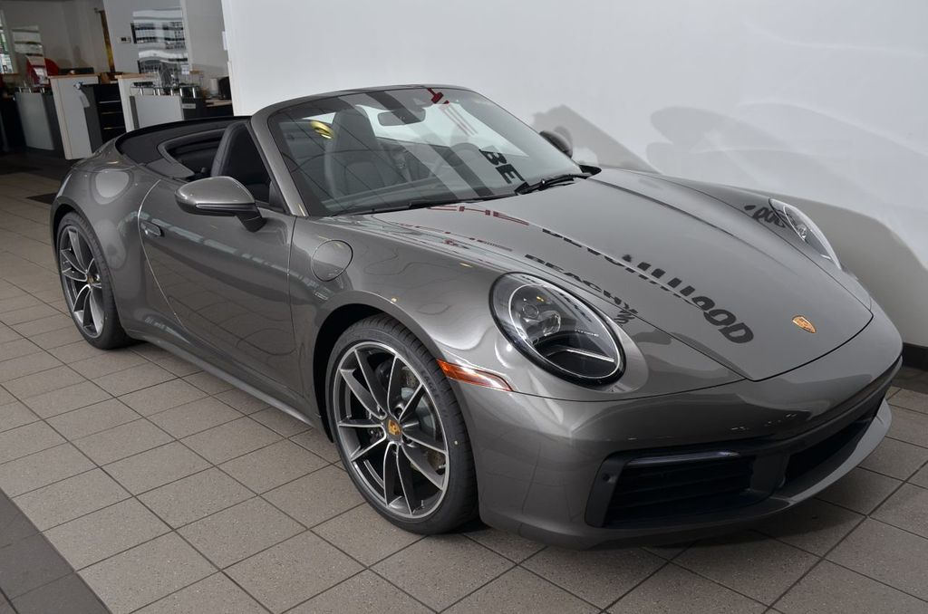 2020 New Porsche 911 Carrera 4 Cabriolet At Porsche Beachwood Serving Cleveland Oh Iid 20221944
