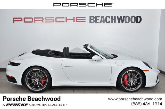 New Porsche 911 At Penske Cleveland Serving All Of Northeast Oh