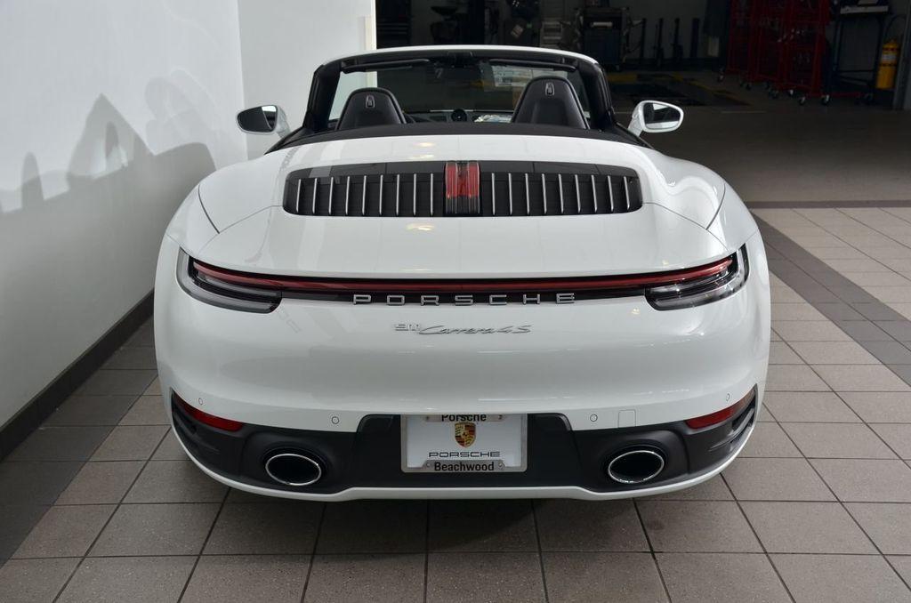 2020 New Porsche 911 Carrera 4s Cabriolet At Porsche Beachwood Serving Cleveland Oh Iid 20127912