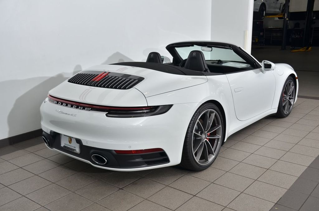 2020 New Porsche 911 Carrera 4s Cabriolet At Penske Cleveland Serving All Of Northeast Oh Iid 20127912