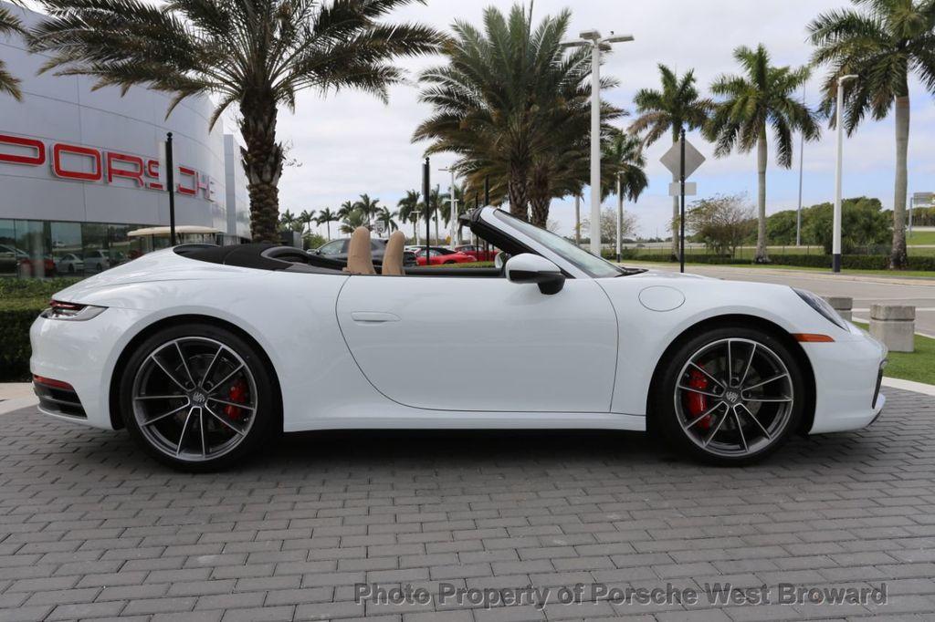 2020 New Porsche 911 Carrera 4s Cabriolet At Porsche West Broward Serving South Florida Hollywood Fort Lauderdale Fl Iid 19753007
