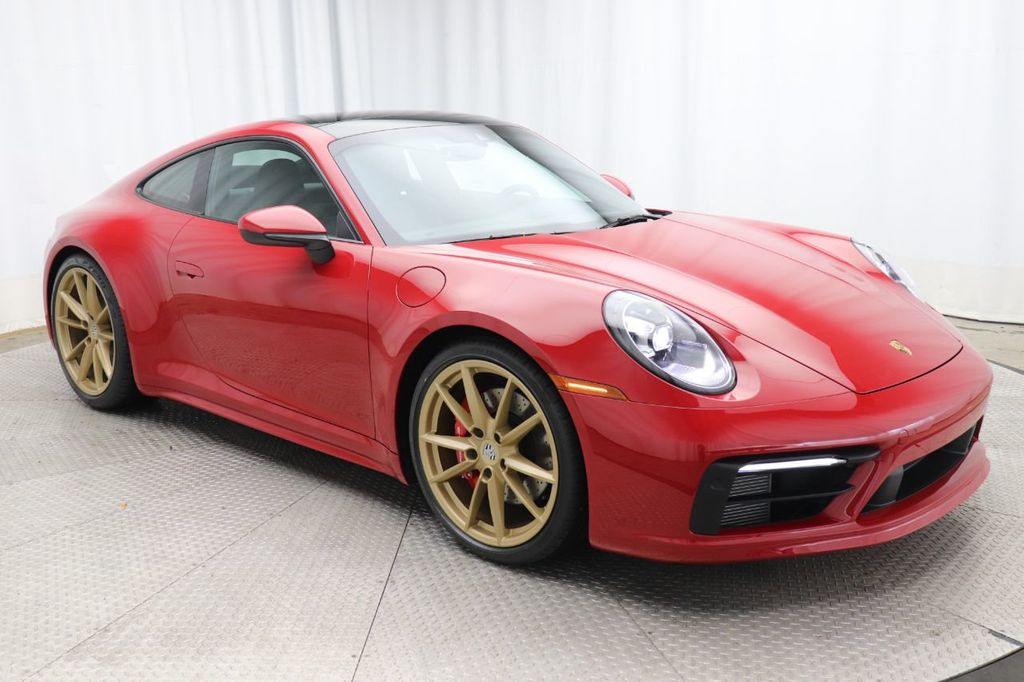 2020 New Porsche 911 Carrera 4s Coupe At Porsche Monmouth Serving New Jersey Eatontown Long Branch Nj Iid 19427927
