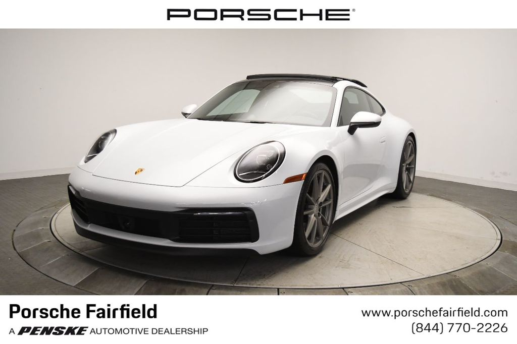 2020 New Porsche 911 Carrera 4s Coupe At Porsche Fairfield Serving Westport Fairfield Norwalk Wilton Surrounding Ct Iid 19435461